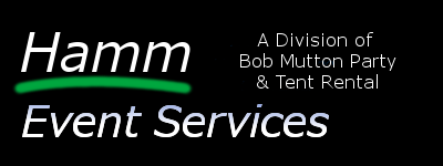 Hamm Event Services Logo Fort Wayne, In
